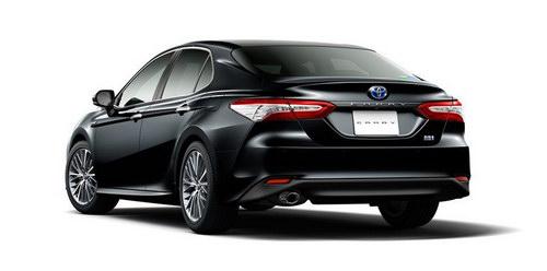 Toyota Camry 2018 sắp ra mắt Việt Nam xuất hiện - 2