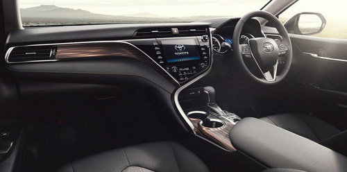 Toyota Camry 2018 sắp ra mắt Việt Nam xuất hiện - 3