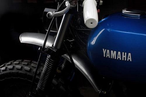 """Ngắm vẻ đẹp đầy """"ma mị"""" của Yamaha TW200 - 6"""