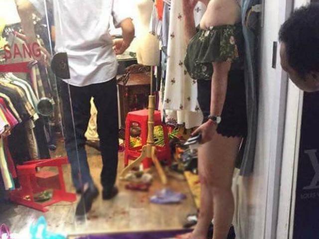Nhân chứng kể lại vụ chém người hãi hùng ở Hàng Bông
