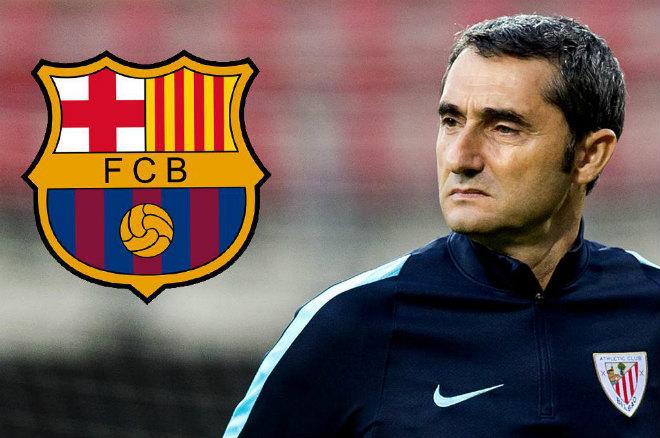 """Barca sắp công bố tân HLV trưởng: Đón chào """"người con"""" cũ - 1"""