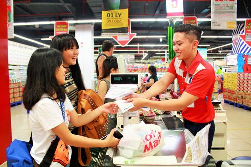 LOTTE Mart đồng hành cùng người dân Việt Nam - 1