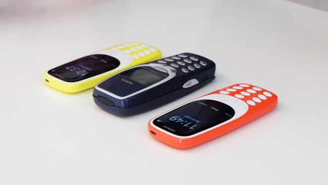 Chiếc Nokia 3310 (2017) đã chính thức có sẵn tại một số nhà phân phối tại Việt Nam với giá bán 1,06 triệu đồng.