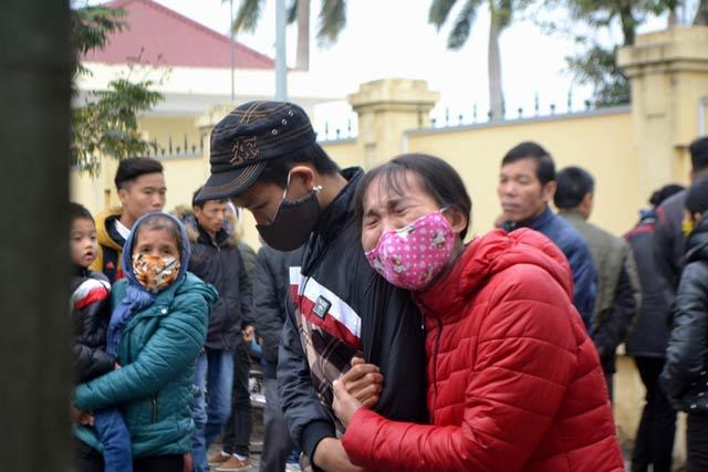 Thảm án 4 bà cháu ở Quảng Ninh: Tâm sự nghẹn lòng của vợ hung thủ - 2