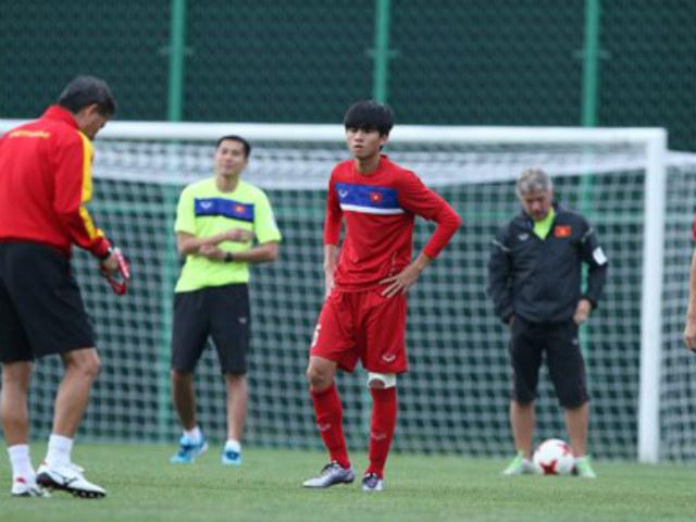 U20 Việt Nam xoay đội hình đấu với Pháp?