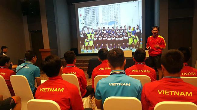 HLV Hoàng Anh Tuấn: U20 Việt Nam không phải sợ ai cả - 3
