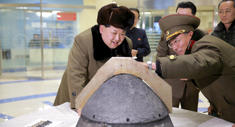 Nhật Bản cảnh báo Mỹ-Hàn về tên lửa Triều Tiên - 1