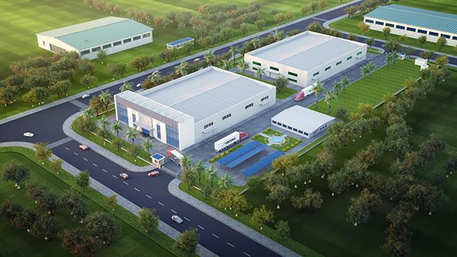 Huy Việt Nam khởi công xây dựng 2 nhà máy thực phẩm trị giá 40 triệu USD - 2