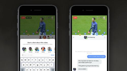 Facebook Live thêm tính năng mới, tăng khả năng tương tác với người dùng - 1