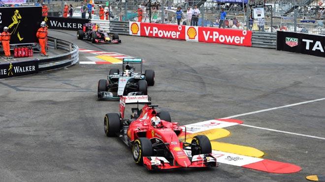 Đua xe F1, Monaco GP: Phải có trái tim sư tử & cái đầu cáo già - 2