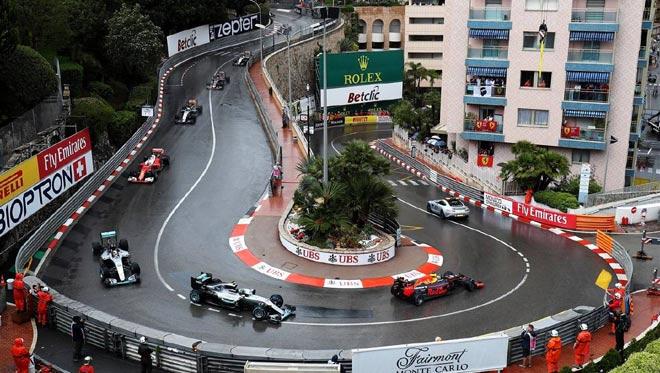 Đua xe F1, Monaco GP: Phải có trái tim sư tử & cái đầu cáo già - 1