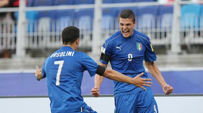 """U20 World Cup ngày 5: Italia vượt khó, """"đàn em"""" Ronaldo nhọc nhằn - 1"""
