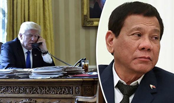 Ông Donald Trump nói Mỹ có hỏa lực gấp 20 lần Triều Tiên - 1