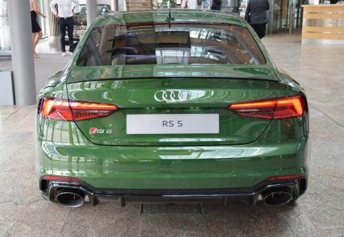 Độc đáo chiếc Audi RS5 Coupe phiên bản đặc biệt - 2