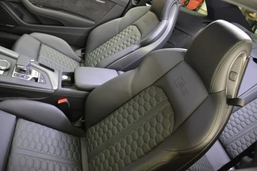 Độc đáo chiếc Audi RS5 Coupe phiên bản đặc biệt - 3