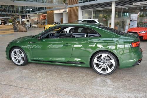 Độc đáo chiếc Audi RS5 Coupe phiên bản đặc biệt - 4