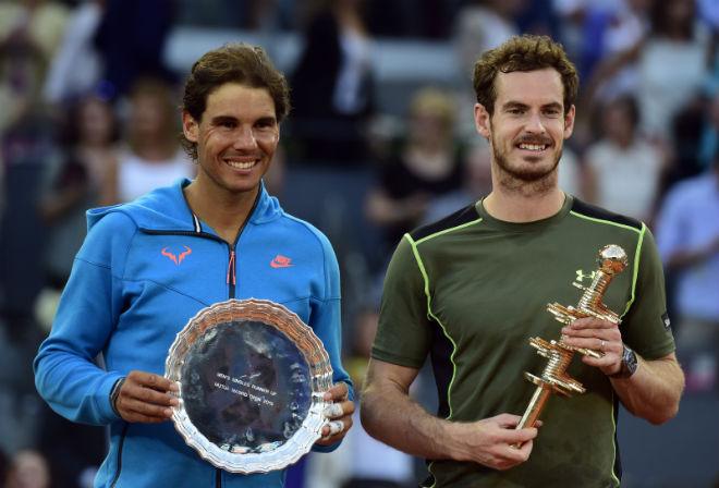 Tin thể thao HOT 24/5: Murray thách thức Nadal trước Roland Garros - 1