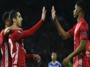 Bóng đá - Chung kết Europa League MU - Ajax: Mourinho lộ đội hình mạnh nhất