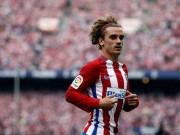 """Bóng đá - Griezmann mở cửa rời Atletico: MU """"quyết đấu"""" với Barca"""