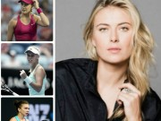 """Thể thao - Roland Garros: Sharapova và nguy cơ sạch bóng """"hoa khôi"""""""