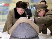 Nhật Bản cảnh báo Mỹ-Hàn về tên lửa Triều Tiên