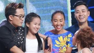 Cô bé 10 tuổi khiến Dương Triệu Vũ, Cẩm Ly tranh giành quyết liệt