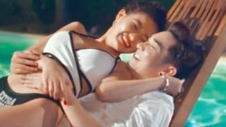 """Ngân 98 """"sởn da gà"""" khi ôm hôn, Quang Hà vẫn """"không cảm xúc"""""""