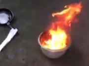 Tin tức trong ngày - Thông tin mới nhất vụ giếng nước bốc cháy