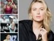 """Roland Garros: Sharapova và nguy cơ sạch bóng """"hoa khôi"""""""