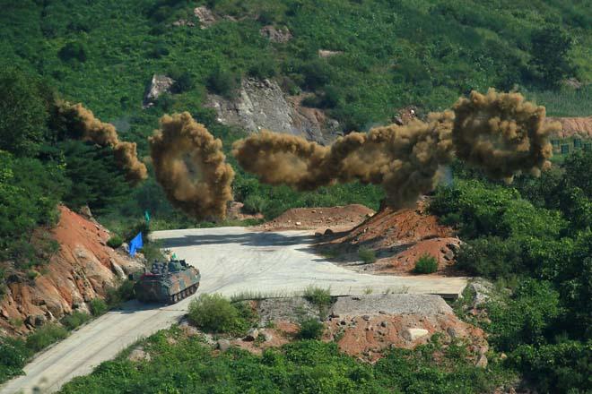 Viễn cảnh chiến tranh Triều Tiên lần hai tàn khốc - 2