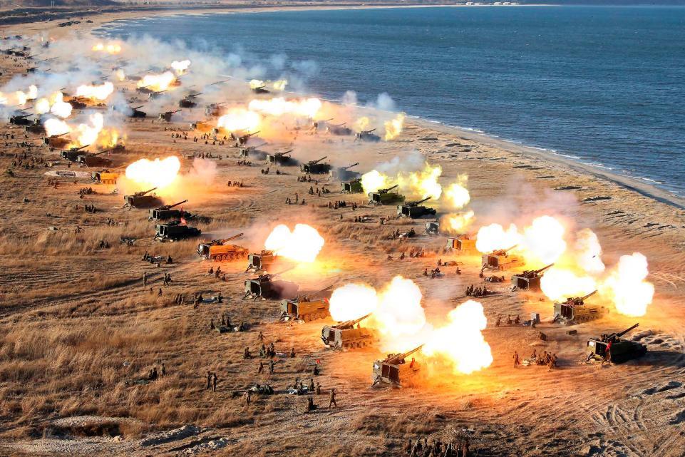 Viễn cảnh chiến tranh Triều Tiên lần hai tàn khốc - 1