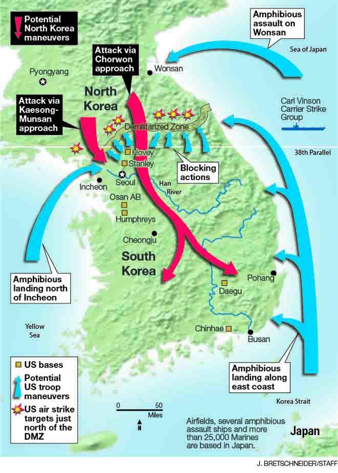 Viễn cảnh chiến tranh Triều Tiên lần hai tàn khốc - 4