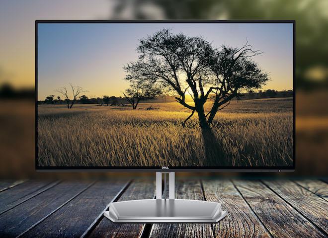 Dell công bố giá của màn hình máy tính mỏng nhất thế giới - 1