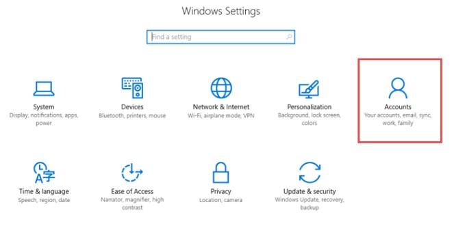 Cách thiết lập mật khẩu bằng hình ảnh cho Windows 10 - 1