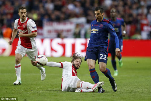 Chi tiết MU – Ajax Amsterdam: An toàn là trên hết (KT) - 4