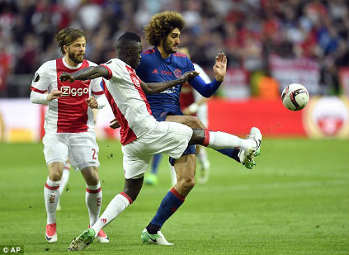 Chi tiết MU – Ajax Amsterdam: An toàn là trên hết (KT) - 5