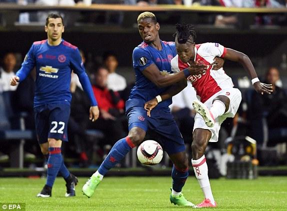 Chi tiết MU – Ajax Amsterdam: An toàn là trên hết (KT) - 6