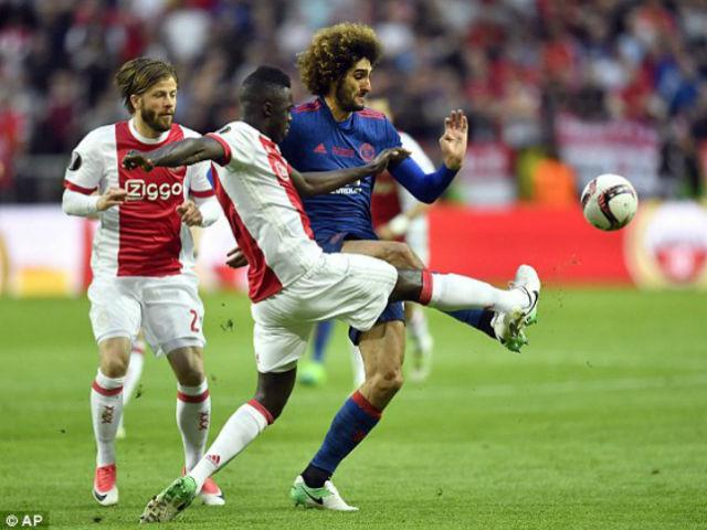 Bóng đá - MU - Ajax Amsterdam: Siêu phẩm định đoạt ngôi vương