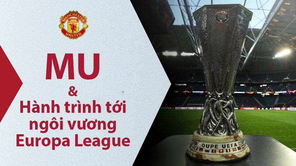 MU vô địch Europa League: Nhuộm đỏ cả trời Âu (Infographic) - 1