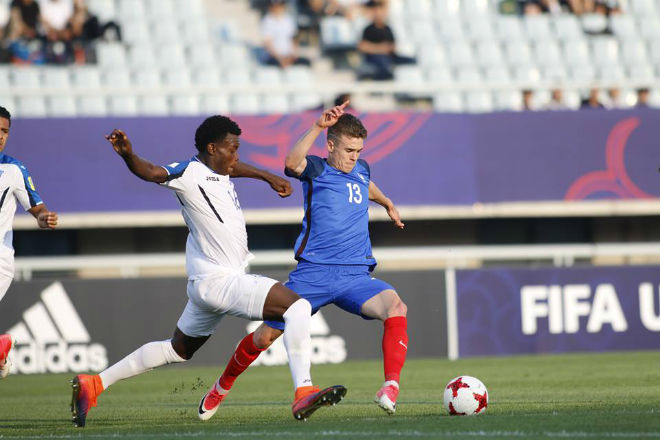 """U20 World Cup ngày 6: Thua sốc, U20 Honduras """"quyết tử"""" với VN - 1"""