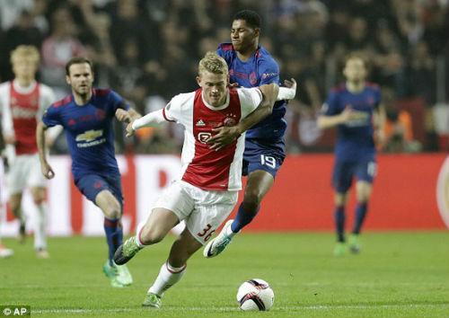 Chi tiết MU – Ajax Amsterdam: An toàn là trên hết (KT) - 8