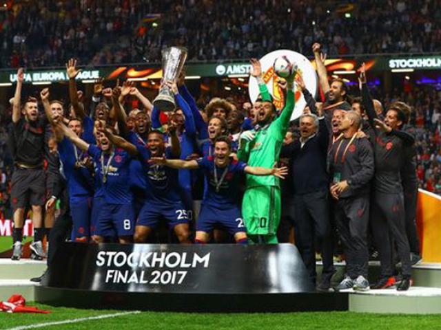 MU đoạt vé dự cúp C1: