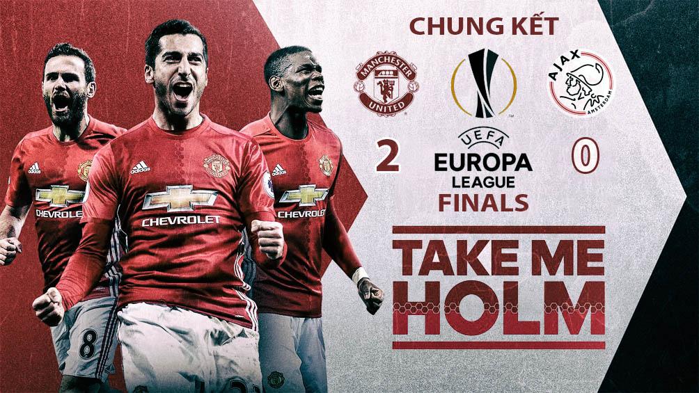 MU vô địch Europa League: Nhuộm đỏ cả trời Âu (Infographic) - 3