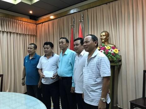9 thanh niên đập phá hàng loạt ô tô ở Đà Nẵng bị bắt - 2
