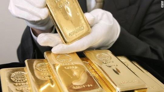 Giá vàng trong nước có cơ hội đảo chiều tăng mạnh - 1