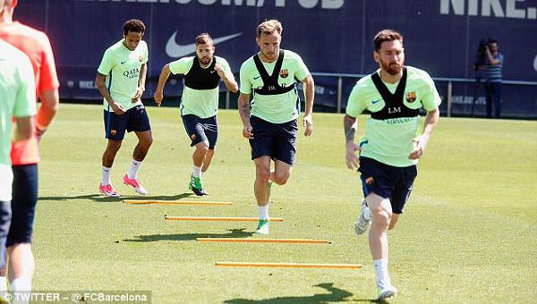 Kháng cáo bất thành, Messi y án tù 21 tháng trốn thuế - 2