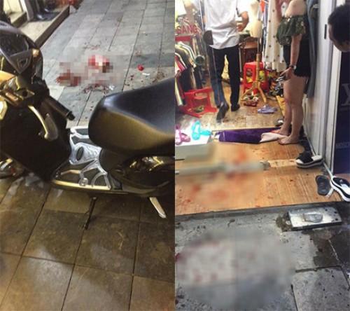 Chồng truy sát vợ ở Hàng Bông: 1 nạn nhân đã tử vong - 1