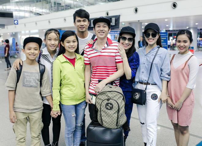 Vừa nghỉ hè, Hồ Văn Cường đã được Phi Nhung đưa sang Úc - 7