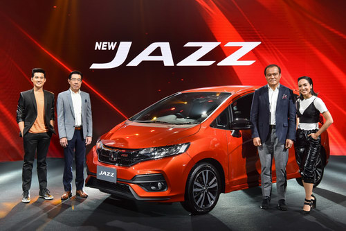 Honda Jazz 2017 ra mắt, giá rất rẻ chỉ 365 triệu đồng - 1
