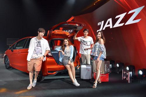 Honda Jazz 2017 ra mắt, giá rất rẻ chỉ 365 triệu đồng - 2